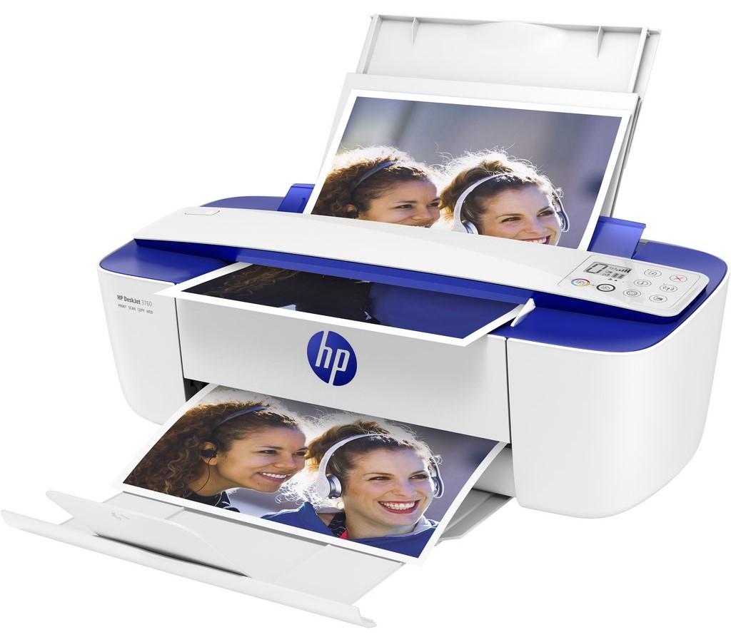 DeskJet 3760 All In One Printer HP