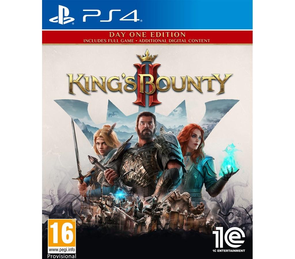 Kings Bounty II hra PS4