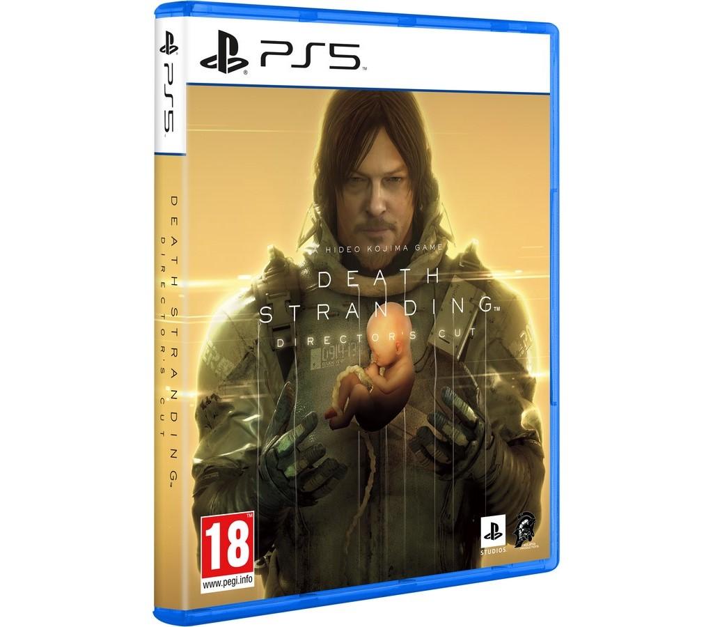 Death Stranding hra PS5