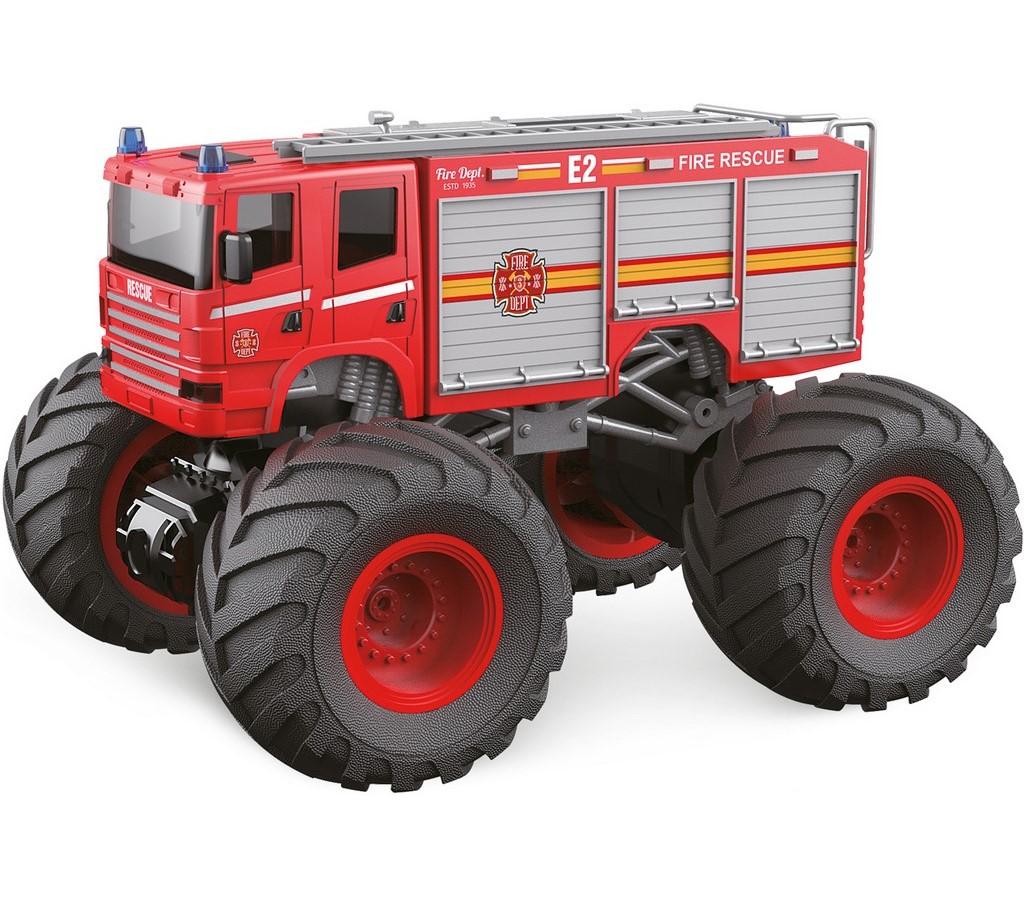 BRC 18.422 BIG FOOT - truck BUDDY TOYS