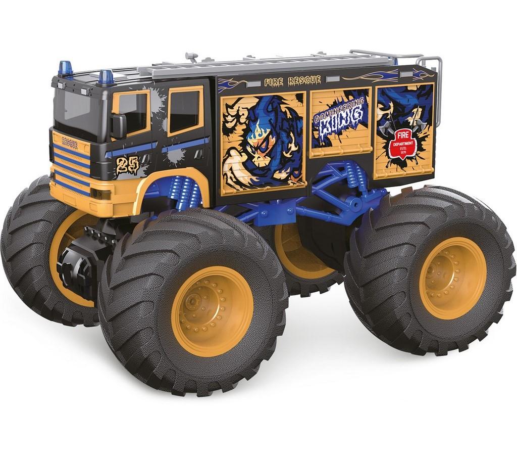 BRC 18.423 BIG FOOT - truck BUDDY TOYS