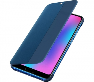 Honor 10 - PU Flip cover Deep Blue HONOR