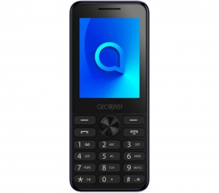 ONETOUCH 2003D Metallic Blue ALCATEL