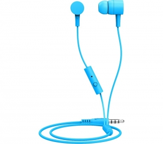 303618 SPECTRUM EARPHONE BLUE MAXELL
