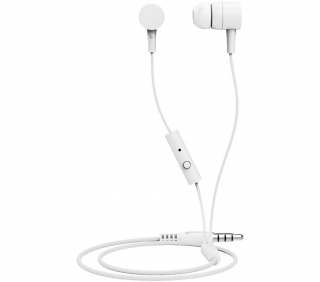 303621 SPECTRUM EARPHONE WHITE MAXELL