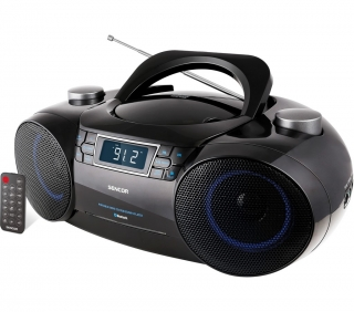 SPT 4700 RADIO S CD/MP3/USB/SD/BT SENCOR