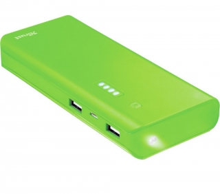 PRIMO Power bank 10000 mAh green TRUST