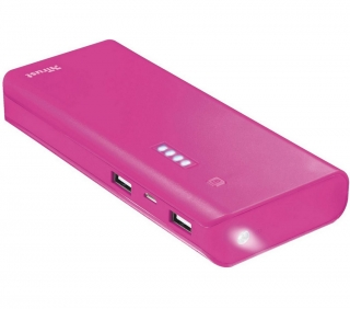 PRIMO Power bank 10000 mAh pink TRUST