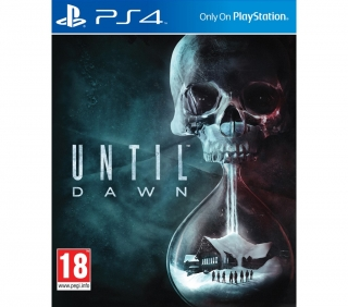 Until Dawn hra PS4