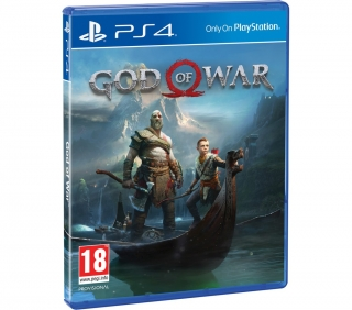 God of War hra PS4