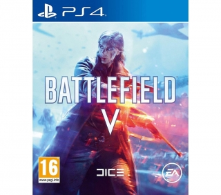 Battlefield V hra PS4 EA
