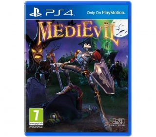MediEvil hra PS4