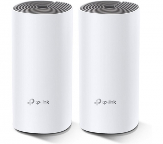 Deco E4 2-pack WiFi mesh system TP-LINK