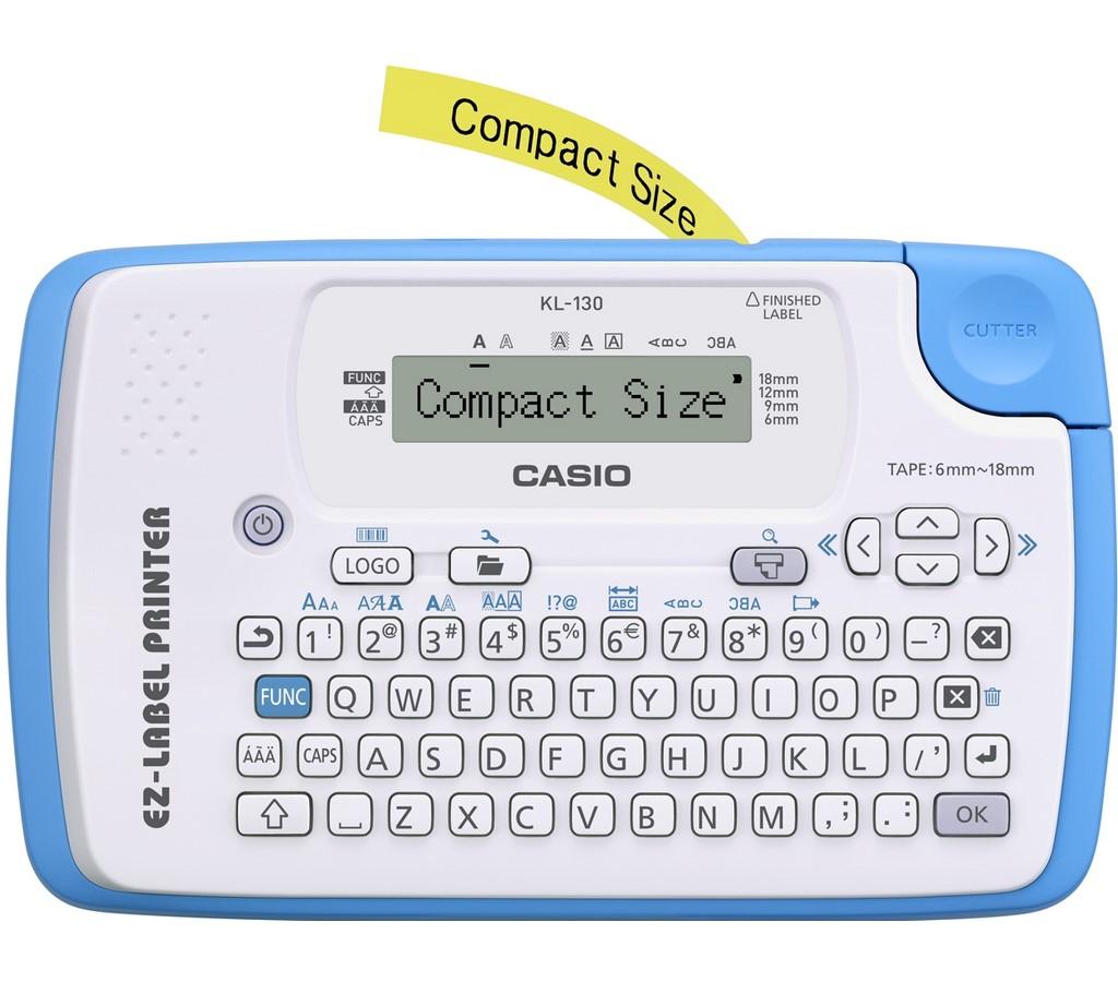 KL 130 Tiskárna štítků CASIO